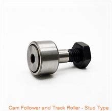 IKO CFE 10 BUU  Cam Follower and Track Roller - Stud Type