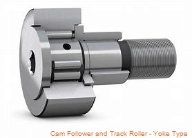 INA PWTR20-2RS  Cam Follower and Track Roller - Yoke Type