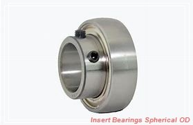 31.75 mm x 62 mm x 36.5 mm  SKF YEL 206-104-2F  Insert Bearings Spherical OD