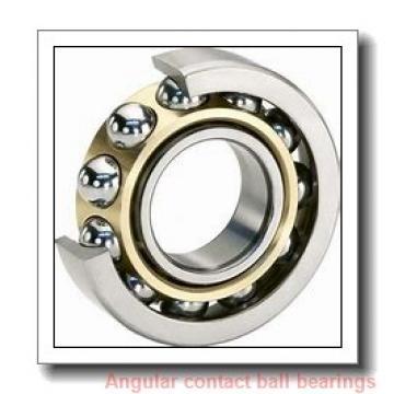 1.378 Inch | 35 Millimeter x 3.15 Inch | 80 Millimeter x 1.374 Inch | 34.9 Millimeter  SKF 3307 E-2RS1/C3  Angular Contact Ball Bearings