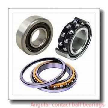 160 mm x 290 mm x 48 mm  SKF 7232 BCBM  Angular Contact Ball Bearings