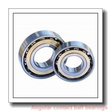 10 mm x 30 mm x 14,27 mm  TIMKEN 5200K  Angular Contact Ball Bearings