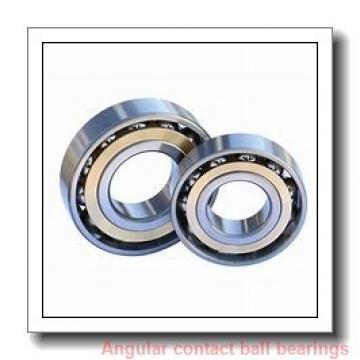 45 mm x 120 mm x 29 mm  SKF 7409 BCBM  Angular Contact Ball Bearings
