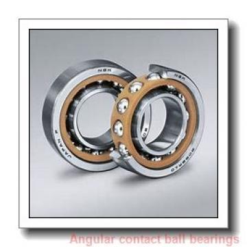 30 mm x 62 mm x 23,83 mm  TIMKEN 5206WG  Angular Contact Ball Bearings