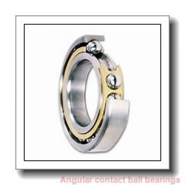60 mm x 110 mm x 22 mm  SKF 7212 BECBY  Angular Contact Ball Bearings