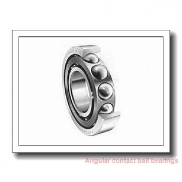 17 mm x 40 mm x 17,48 mm  TIMKEN 5203KDD3  Angular Contact Ball Bearings