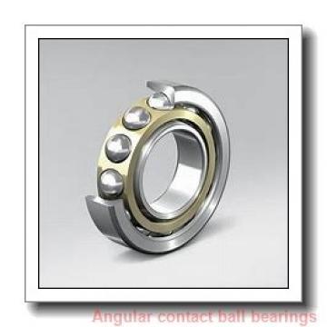 1.772 Inch | 45 Millimeter x 3.937 Inch | 100 Millimeter x 0.984 Inch | 25 Millimeter  SKF QJ 309 MA/C3  Angular Contact Ball Bearings