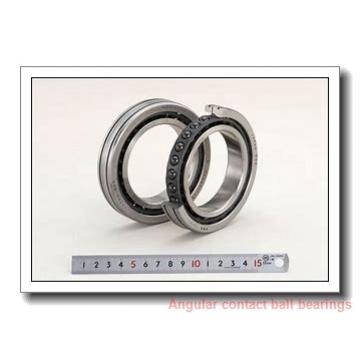 3.937 Inch | 100 Millimeter x 8.465 Inch | 215 Millimeter x 3.701 Inch | 94 Millimeter  SKF 97320UP2-BRZ  Angular Contact Ball Bearings