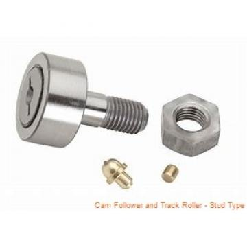 IKO CFE24UU  Cam Follower and Track Roller - Stud Type