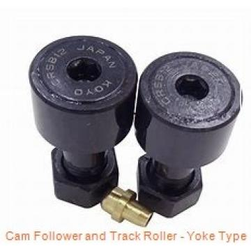 CONSOLIDATED BEARING NA-2210-2RSX  Cam Follower and Track Roller - Yoke Type