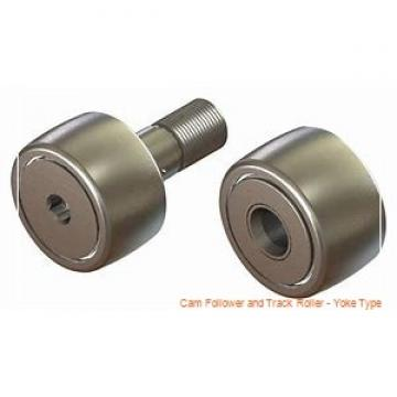 CONSOLIDATED BEARING NA-2208-2RSX  Cam Follower and Track Roller - Yoke Type