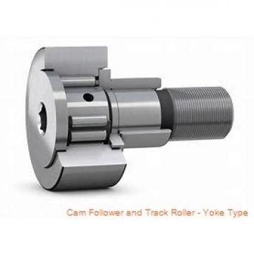 CONSOLIDATED BEARING NA-2209-2RS  Cam Follower and Track Roller - Yoke Type