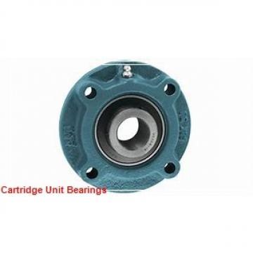 QM INDUSTRIES QAAMC18A090SC  Cartridge Unit Bearings