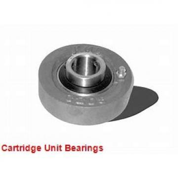 QM INDUSTRIES QVMC20V307SEN  Cartridge Unit Bearings