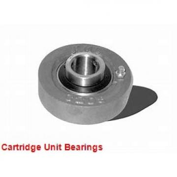 QM INDUSTRIES QVVMC13V204ST  Cartridge Unit Bearings