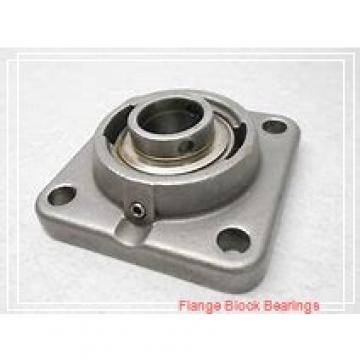 LINK BELT FEB22463H3  Flange Block Bearings