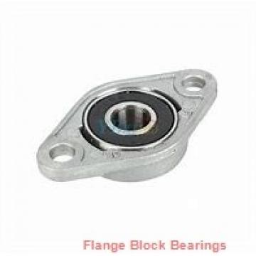 LINK BELT FEB22448E7  Flange Block Bearings