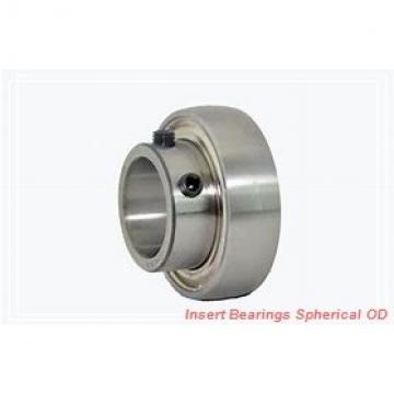 AMI UE206-18  Insert Bearings Spherical OD