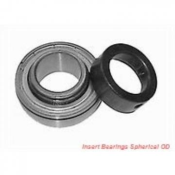 AMI K001  Insert Bearings Spherical OD