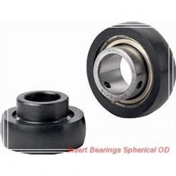 AMI UG206  Insert Bearings Spherical OD