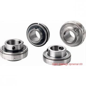 17 mm x 40 mm x 22.1 mm  SKF YAT 203  Insert Bearings Spherical OD