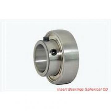 45 mm x 85 mm x 49.2 mm  SKF YAR 209-2F  Insert Bearings Spherical OD