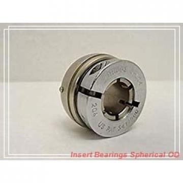 36.513 mm x 72 mm x 25.4 mm  SKF YET 207-107  Insert Bearings Spherical OD